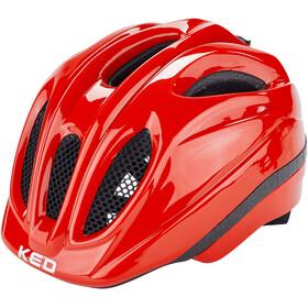 KED Meggy Helmet Kinder red
